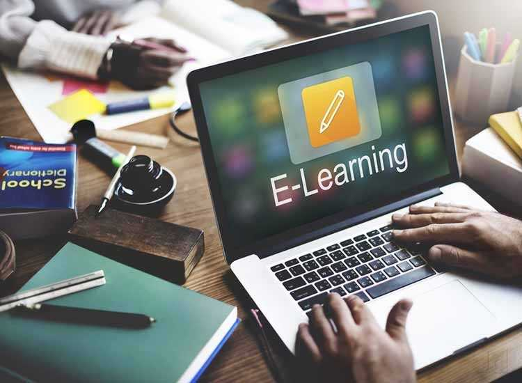 E-Learning - Technology Blended With Education